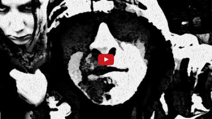 Link zu: In The Still Video anschauen - Die Köpfe von Dana Kerr und Pellerhead
